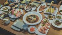 Ilustrasi makanan Jepang (Dok.Unsplash/Jia Ye)