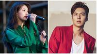 Suzy dan Lee Min Ho (Foto: Instagram/skuukzky, Instagram/actorleeminho)