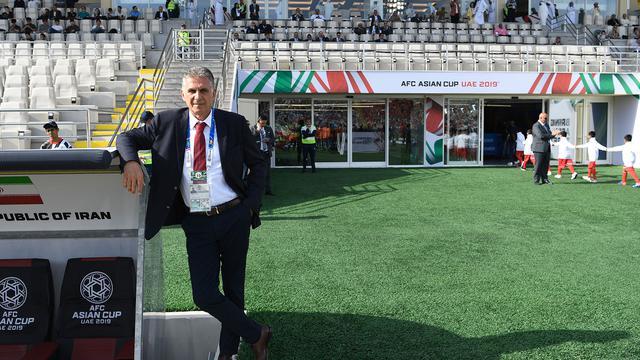 Piala Asia 2019: Takluk dari Jepang, Queiroz Mundur dari Kursi Pelatih Iran