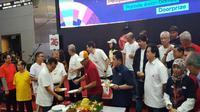 Perayaan HUT BEI ke-26 yang diselenggarakan pada Jumat (13/7/2018) (Foto:Liputan6.com/Bawono Y)