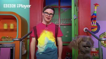 Cerita George Webster Jadi Presenter Pertama dengan Down Syndrome