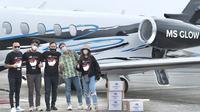 Crazy Rich Malang beri bantuan kemanusiaan untuk korban banjir di Kalimantan (Sumber: Instagram/juragan_99)