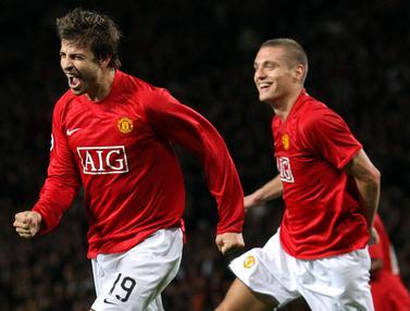 Foto: 5 Pemain Top yang Seharusnya Tidak Dilepas oleh Manchester United, Pique Salah Satunya