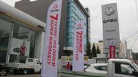 Jaringan dealer DFSK tersebar di sejumlah Kota besar di Indonesia. (Istimewa)