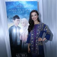 Foto profil Raline Shah (Galih w. Satria/bintang.com)