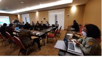 Acara Focus Group Discussion (FGD) Strategi Komunikasi, Informasi, dan Edukasi melibatkan Partisipasi Stakeholder Kementan di Depok.