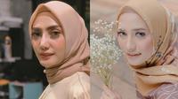 5 Potret Mega Iskanti, Selebgram yang Mirip Mama Lita MasterChef (sumber: Instagram.com/yulitamci5 & Instagram.com @megaiskanti)