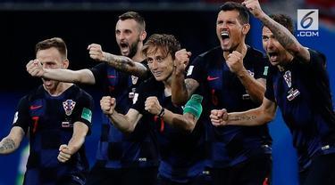 Piala Dunia akan sampai pada babak final. Prancis dan Kroasia akan bertanding untuk memperebutkan gelar juara dunia tahun ini. Siapa yang akan menang?