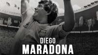 RIP - Diego Maradona (Bola.com/Adreanus Titus)
