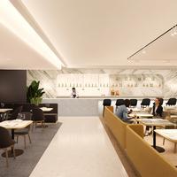 Qantas membuka First Lounge terbaru dan memperluas Business Loungenya di Bandara Changi, Singapura. Sumber foto: PR.