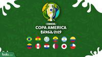 Copa America 2019 Logo 2 (Bola.com/Adreanus Titus)