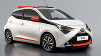 Toyota Aygo X-Style dan X-Cite Special Edition (Carscoops)