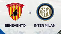 Serie A - Benevento Vs Inter Milan (Bola.com/Adreanus Titus)