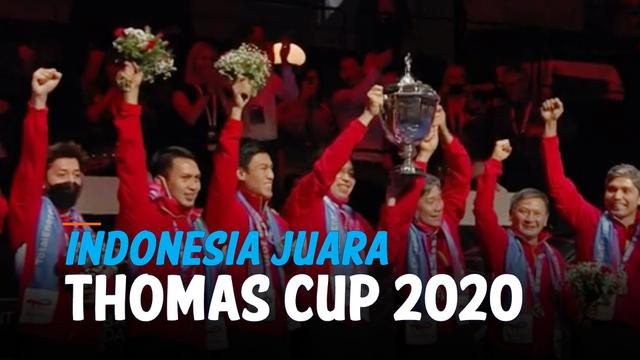 thomas indonesia
