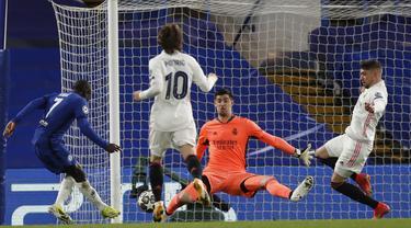 Taklukkan Real Madrid, Chelsea Tantang City di Final Liga Champions