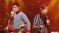TVXQ menggempur Jepang dengan aksi memukau dalam konser TVXQ Live Tour 2014~TREE.