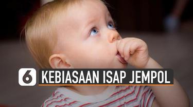 Anak-anak cenderung sering mengisap jempolnya sendiri. Ternyata kebiasaan ini bisa dihilangkan.