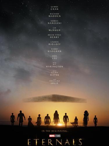 Poster Film Eternals