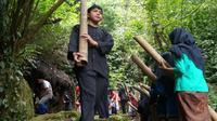 Ilustrasi - Ritual di Tuk Sikopyah dalam Festival Gunung Slamet, Purbalingga, Jawa Tengah. (Foto: Liputan6.com/Muhamad Ridlo)