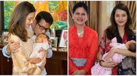 Momen Akikah Anak Gista Putri dan Whisnutama, Dihadiri Ibu Negara (sumber:Instagram/wishnutama)