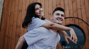 Alexandra Mursalova dan Rustam Mursalova