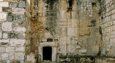 Gereja Nativity dan Rute Ziarah di Bethlehem.