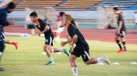 Pemain Timnas Laos, Soukaphone Vongchiengkham. (Bola.com/Dok. AFF Suzuki Cup)