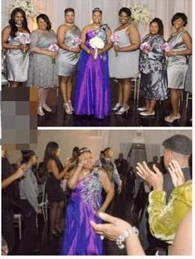 Pesta Pernikahan Yasmin Begitu Meriah. | Foto: copyright Huffingtonpost.com