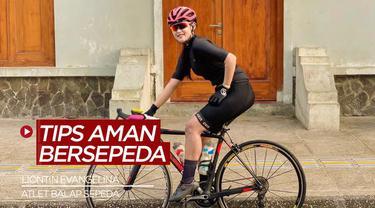 Berita Video Tips Aman Bersepeda Dari Liontin Evangelina Setiawan