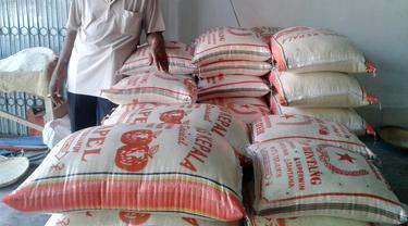 Stok Beras di Sulteng Aman untuk 6 Bulan