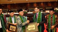 Wakil Ketua MPR RI Hidayat Nur Wahid (HNW).