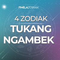 4 Zodiak Tukang Ngambek