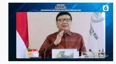 Menteri Pendayagunaan Aparatur Negara dan Reformasi Birokrasi (MenPANRB) Tjahjo Kumolo