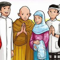 Bukti Toleransi Antar Umat Beragama yang Akan Sejukkan Puasamu | via: pusakaindonesia.org