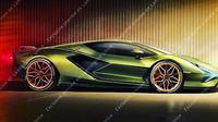 Lamborghini Sian (The Drive)