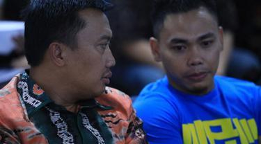 Menpora Terus Semangati Atlet Angkat Besi Eko Yuli Irawan Terkait Rencana Penghapusan Kelas 62 kg