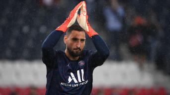Hanya Jadi Nomor 2 di PSG, Gianluigi Donnarumma Menyesal Tinggalkan AC Milan?