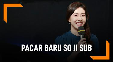 Ini Presenter yang Dikabarkan Pacar Baru So Ji Sub