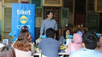 Pertumbuhan penjualan hotel, tiket.com tahun 2018 naik sebesar 250% dari tahun lalu, hal ini membuat online travel agent asli Indonesia ini fokus mengembangkan bisnis hotel.