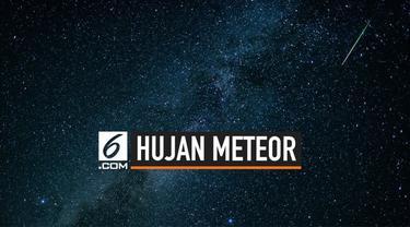 Fenomena hujan meteor yang disebut dengan Perseid akan terjadi pada tahun ini. Puncak dari peristiwa langka itu akan terjadi pada malam 12-13 Agustus 2019. Sayangnya, kali ini penampakan hujan meteor diperkirakan tersapu oleh cahaya Bulan karena deka...