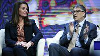 Pendiri Bill & Melinda Gates Foundation, Bill Gates ungkapkan vaksin dan obat melawan HIV hadir 15 tahun lagi.