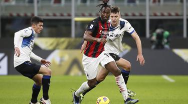 AC Milan Remuk 0-3 dari Atalanta