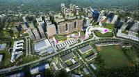 Superblok sentul city (Foto: Dok.Sentul City)