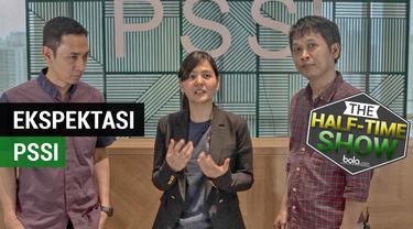 """Berita video """"Half Time Show"""" kali ini membahas ekspektasi PSSI terhadap Timnas Indonesia di SEA Games 2017 bersama Sekjen PSSI, Ratu Tisha Destria."""