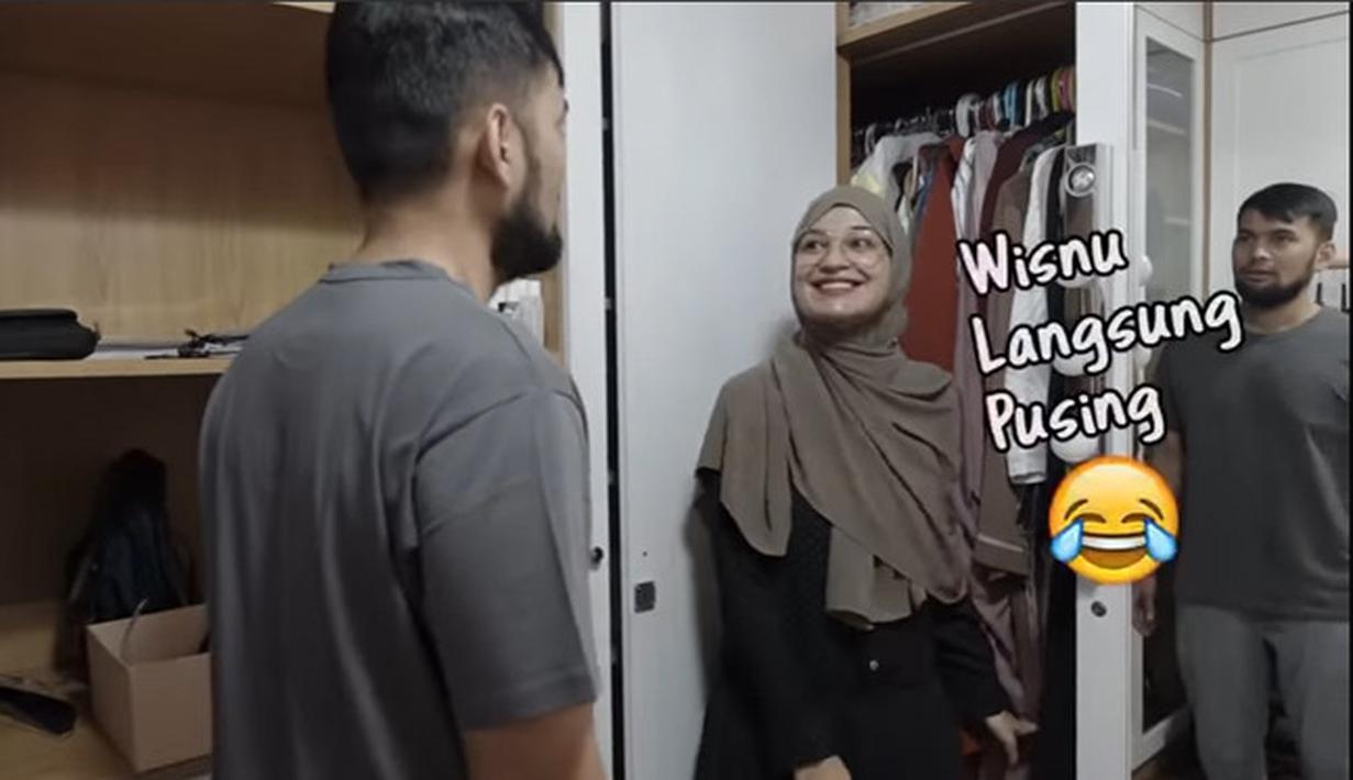 Teuku Wisnu dan Shireen Sungkar (Youtube/The Sungkars Family)