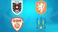 Piala Eropa 2021 - Profil Grup C (Bola.com/Adreanus Titus)