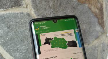 Pusat informasi dan koordinasi Covid-19 Jawa Barat (Pikobar)  Kini Tersedia dalam Bentuk Aplikasi