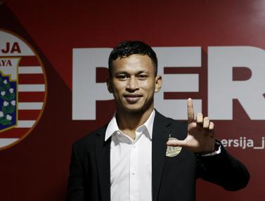 Osvaldo Haay Persija Jakarta