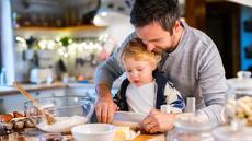 Permainan Rumahan yang Seru untuk si Kecil yang Alergi (Halfpoint/Shutterstock)