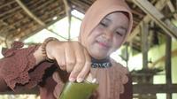 Wedang Kelor Blora. (Liputan6.com/ Ahmad Adirin)